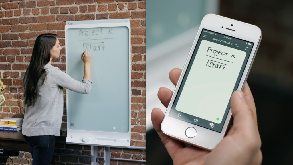 Smart Kapp, Smart white board